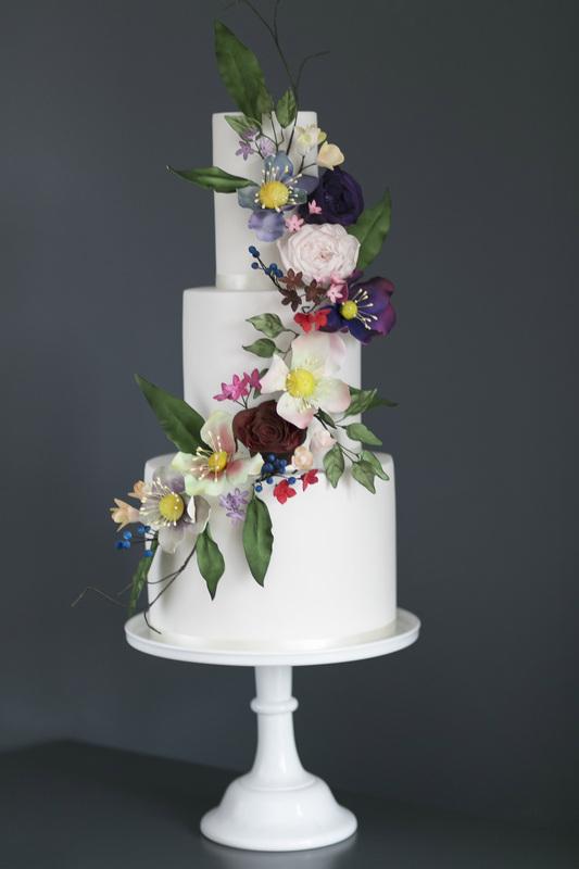 Happyhills Cakes Creative Indulgent Handmade Wedding Occasion